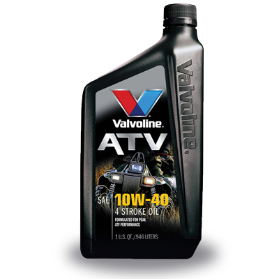 Atv 4 Stroke Oil 10w 40 Team Valvoline